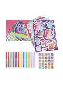 Girls My Little Pony Sticker Tube