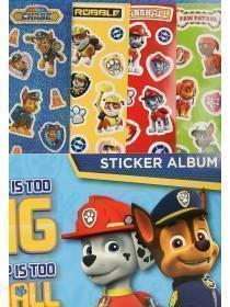 Boys Paw Patrol Mega Sticker Pack
