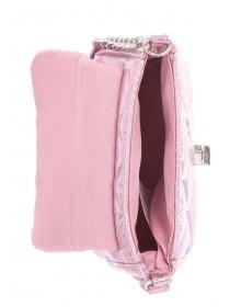Older Girls Pink Quilted Bag