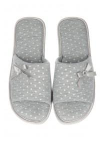 Womens Basic Spa Slipper