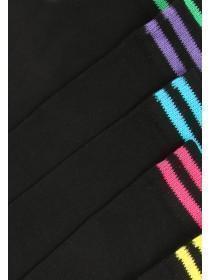 Mens 5PK Sports Design Socks