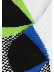 Mens 2PK Microfibre Sports Socks