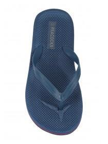 Mens Blue Eva Sandals