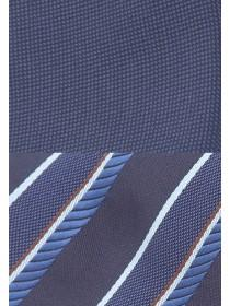 Mens Twin Pack Striped Ties