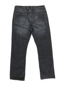 Mens Bootcut Dark Jeans