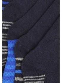 Boys 5pk Footbed Socks