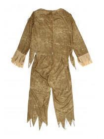 Boys Dress Up Pumpkin Scarecrow Costume