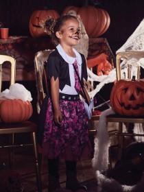 Kids Punk Schoolie Dress Up Outfit