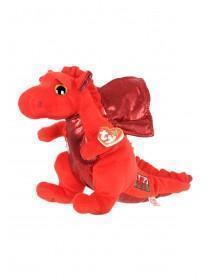 TY Beanie Buddies Y Ddraig Goch Medium Welsh Dragon