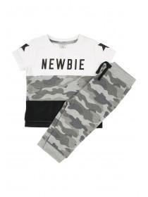 Baby Boys Newbie Top and Jogger Set