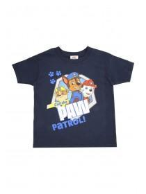 Younger Boys Blue Call The Paw Patrol T-Shirt