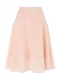 Womens ENVY Natural Full Skirt