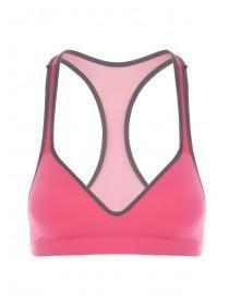 Older Girls Mesh Back Crop Top