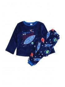 Boys Dark Blue Twosie Pyjamas