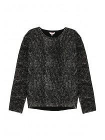 Older Girls Silver Metallic Jumper