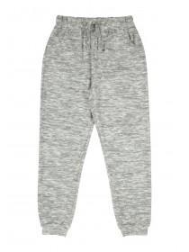 Girls Light Grey Lounge Trousers