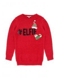 Older Girls Elfie Jumper