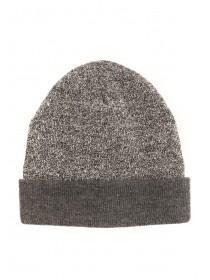 Mens Grey Thinsulate Beanie