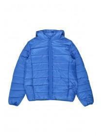 Older Boys Mid Blue Padded Jacket