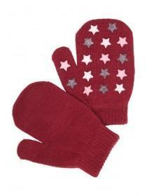 Younger Girls Berry Star Mittens