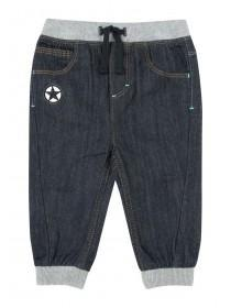 Baby Boys Denim Pull On Jeans