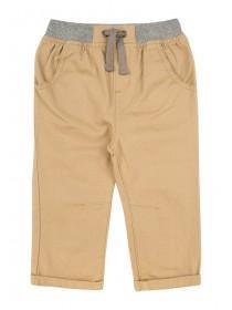 Baby Boys Tan Trousers