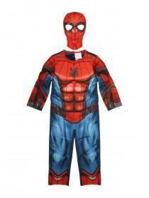 Kids Spiderman Dress Up Set