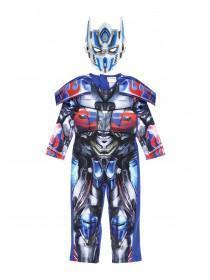 Younger Boys Optimus Prime Fancy Dress