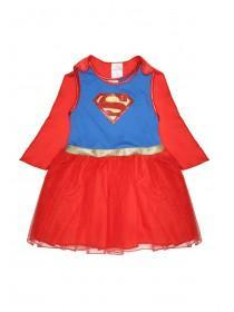 Kids Super Girl Dress Up Set
