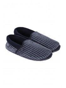 Mens Soft Cord Slipper