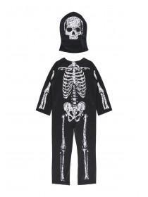 Kids Skeleton Dress Up Costume