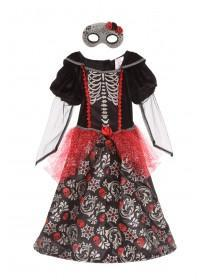 Girls Zombie Dress Up Set