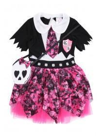 Kids Punk Schoolie Dress Up Outfit