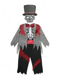 Kids Zombie Dress Up Costume