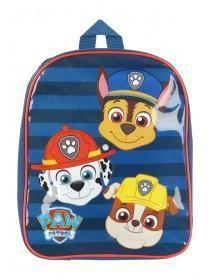 Younger Boys Blue Paw Patrol Backpack