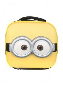 Yellow Minions Lunch Bag