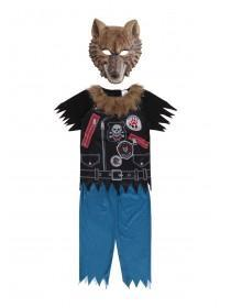 Kids Werewolf Dress Up Costume
