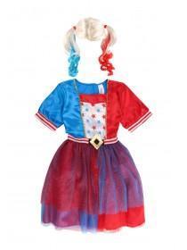 Kids Cheerleader Dress Up Costume