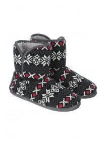 Mens Fairilse Slipper Boots