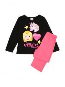 Older Girls Emoji Pyjamas