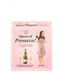 Womens Queen Of Prosecco Apron