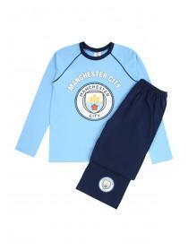 Boys Manchester City FC Football Pyjamas
