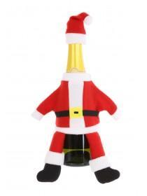 Make sure your kitchen has the Xmas Factor with this fun Santa wine bottle jumper! Merry Christmas!