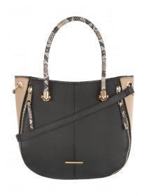 Womens Scoop Handle Bag