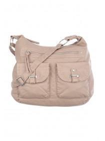 Womens Pink Messenger Bag