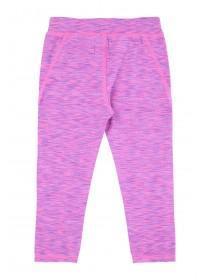 Younger Girls Pink Leggings