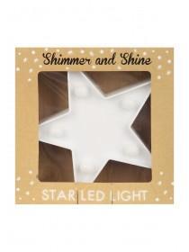White Mini Star Light