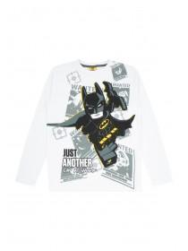 Younger Boys Lego Batman T-Shirt