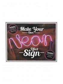 Pink Make Your Own Neon Sign