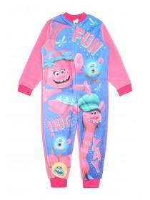 Younger Girls Trolls onesie